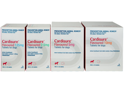 Cardisure Tablets for dogs
